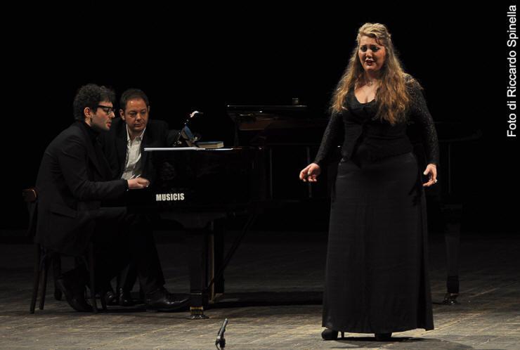 Chiara tirotta soprano